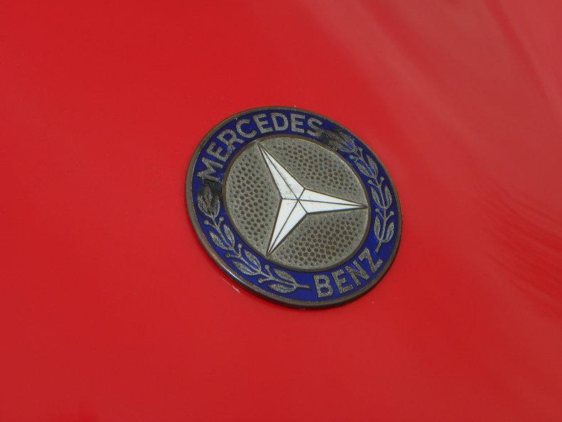 1958 Mercedes-Benz 190SL Image 14