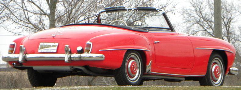 1958 Mercedes-Benz 190SL Image 15