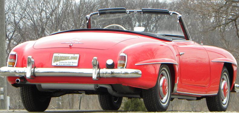 1958 Mercedes-Benz 190SL Image 16