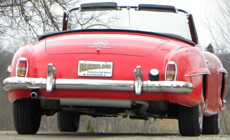 1958 Mercedes-Benz 190SL Image 17