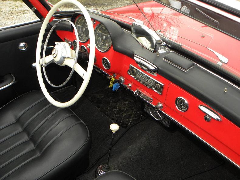 1958 Mercedes-Benz 190SL Image 27