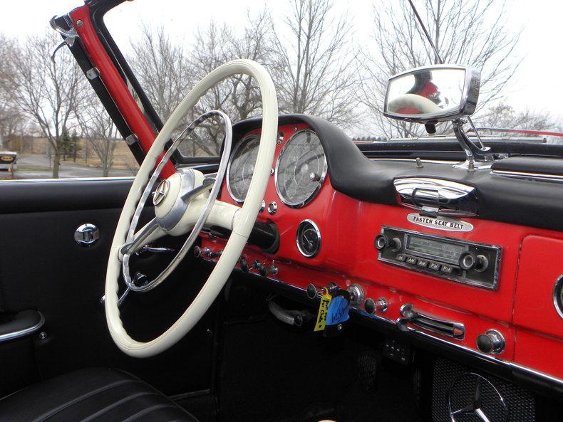 1958 Mercedes-Benz 190SL Image 28