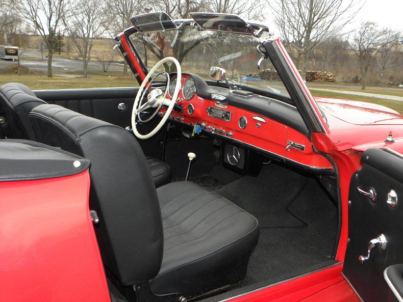 1958 Mercedes-Benz 190SL Image 30