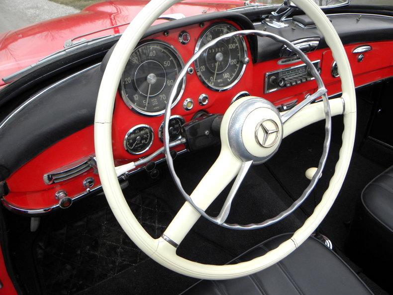 1958 Mercedes-Benz 190SL Image 34