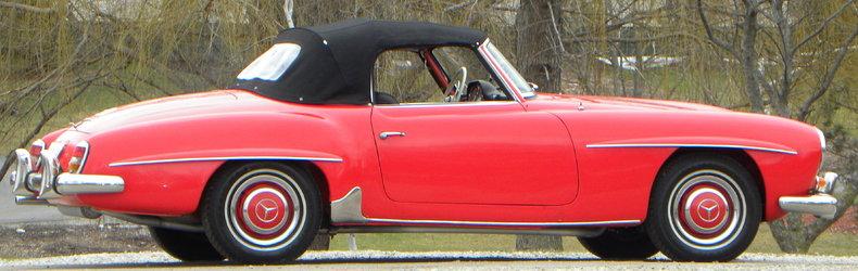 1958 Mercedes-Benz 190SL Image 49