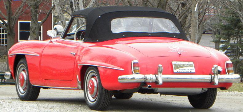1958 Mercedes-Benz 190SL Image 50