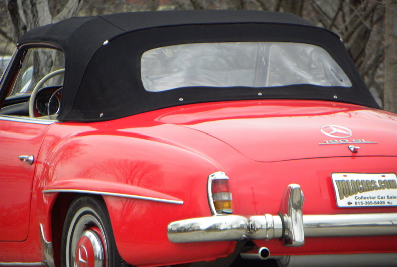1958 Mercedes-Benz 190SL Image 51