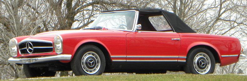 1965 Mercedes-Benz 230SL Image 4