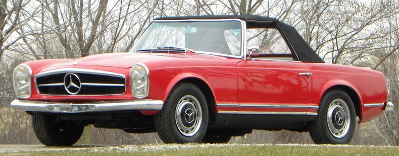 1965 Mercedes-Benz 230SL Image 5