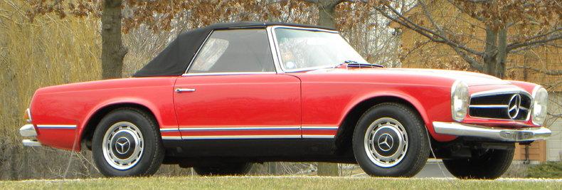 1965 Mercedes-Benz 230SL Image 9