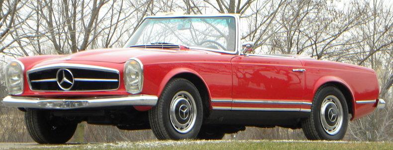 1965 Mercedes-Benz 230SL Image 25