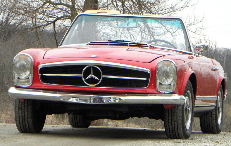 1965 Mercedes-Benz 230SL Image 26