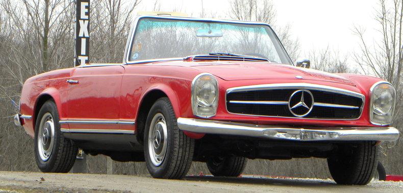 1965 Mercedes-Benz 230SL Image 27