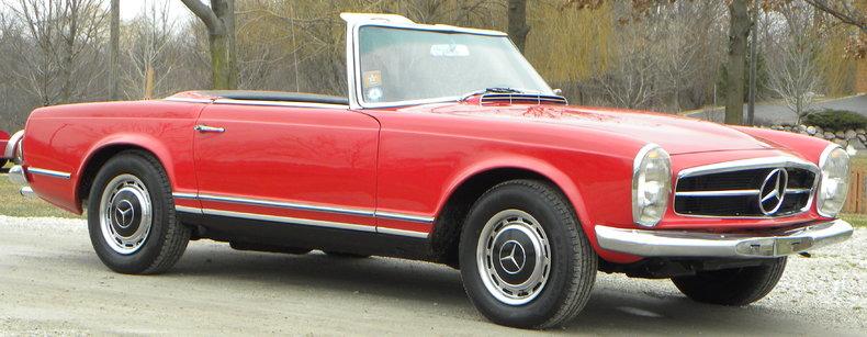 1965 Mercedes-Benz 230SL Image 31