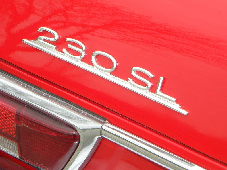 1965 Mercedes-Benz 230SL Image 37
