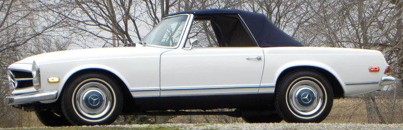 1968 Mercedes-Benz 250 SL Image 3