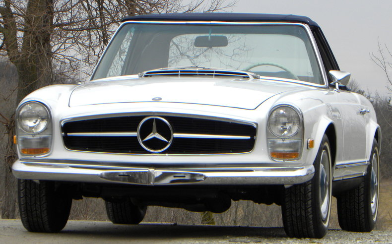 1968 Mercedes-Benz 250 SL Image 5