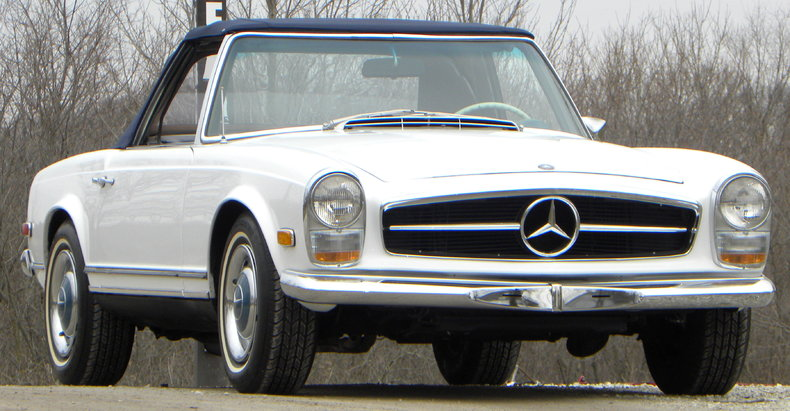 1968 Mercedes-Benz 250 SL Image 6