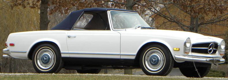 1968 Mercedes-Benz 250 SL Image 7