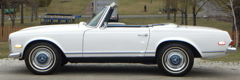 1968 Mercedes-Benz 250 SL Image 18