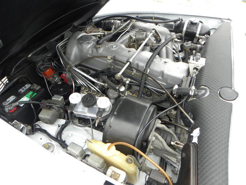 1968 Mercedes-Benz 250 SL Image 21