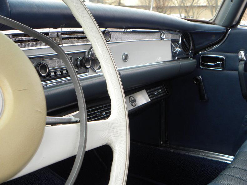 1968 Mercedes-Benz 250 SL Image 31