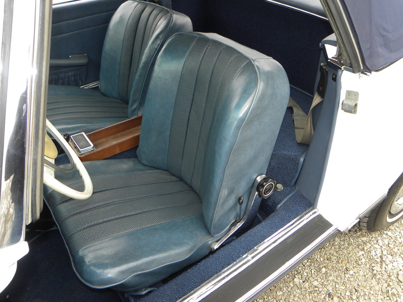 1968 Mercedes-Benz 250 SL Image 34