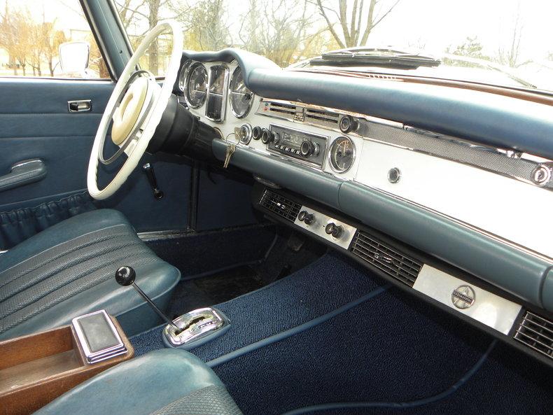 1968 Mercedes-Benz 250 SL Image 35