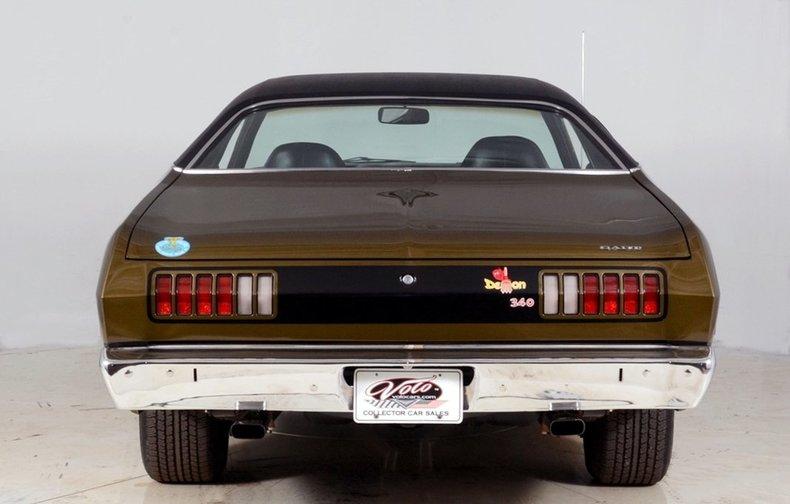 1972 Dodge Dart Image 17