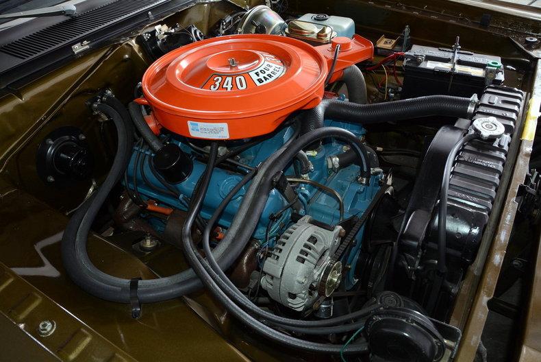 1972 Dodge Dart Image 23