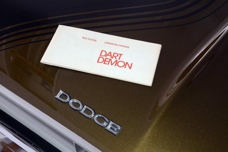 1972 Dodge Dart Image 35