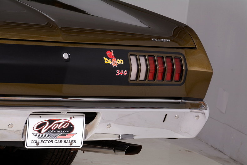 1972 Dodge Dart Image 40