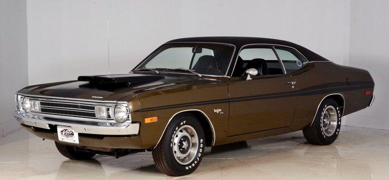 1972 Dodge Dart Image 41
