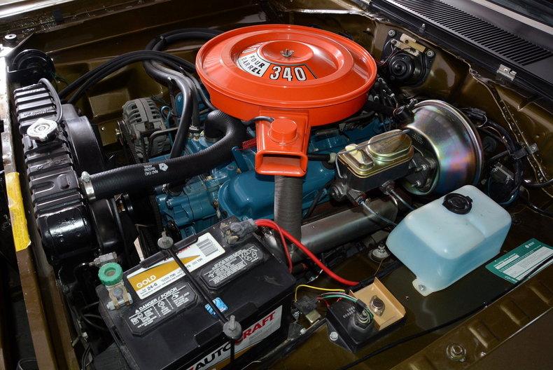 1972 Dodge Dart Image 47
