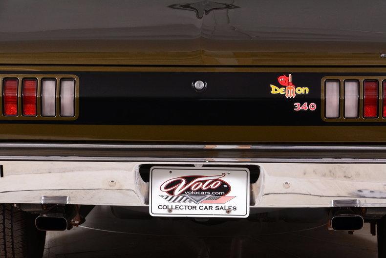 1972 Dodge Dart Image 67