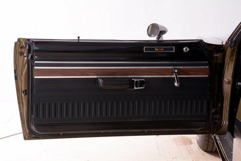 1972 Dodge Dart Image 79