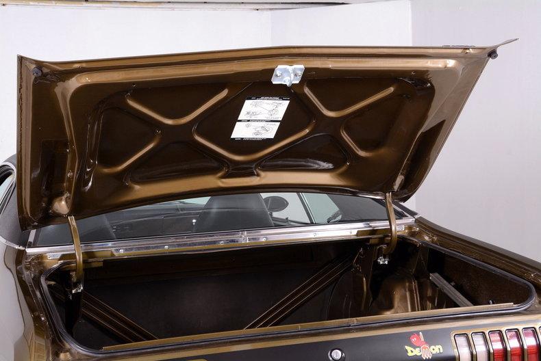 1972 Dodge Dart Image 98