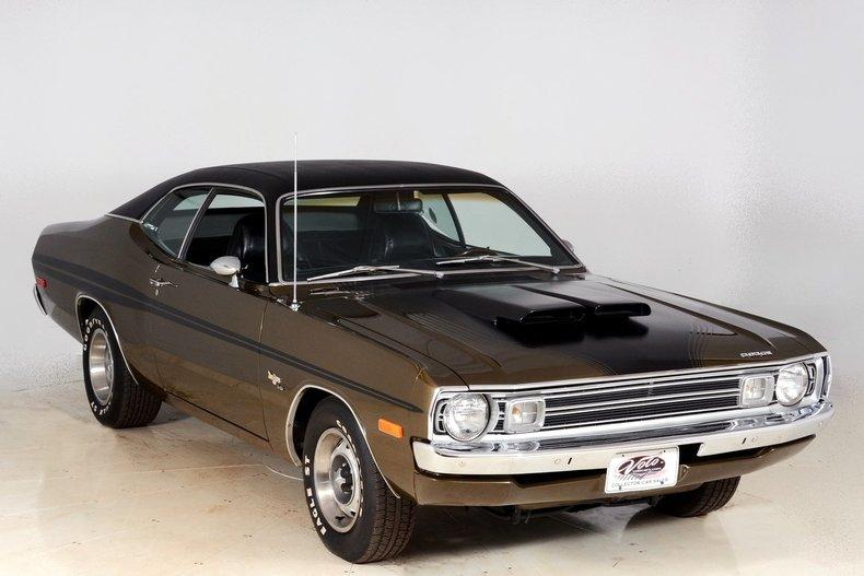 1972 Dodge Dart Image 103
