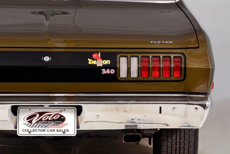 1972 Dodge Dart Image 104