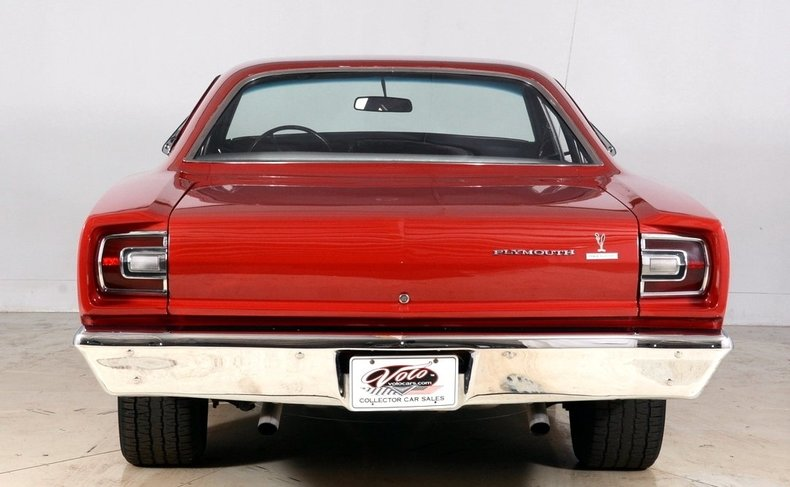 1968 Plymouth Road Runner Image 47