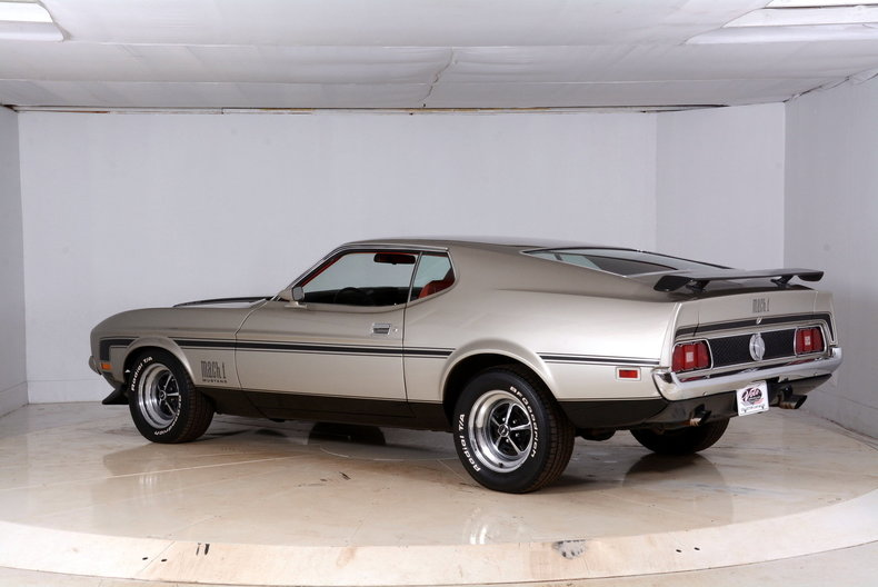 1971 Ford Mustang Image 8