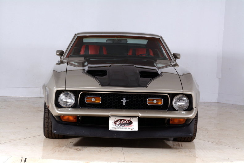 1971 Ford Mustang Image 11
