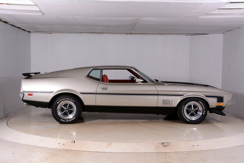 1971 Ford Mustang Image 28