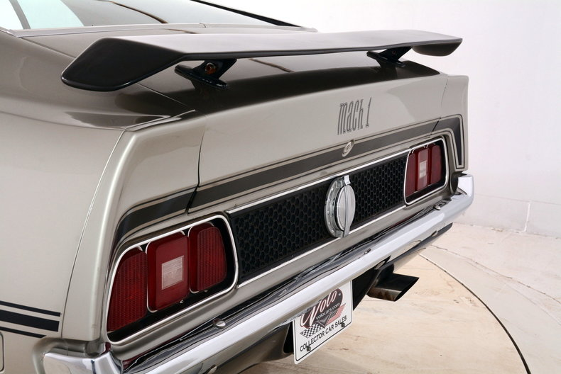 1971 Ford Mustang Image 66