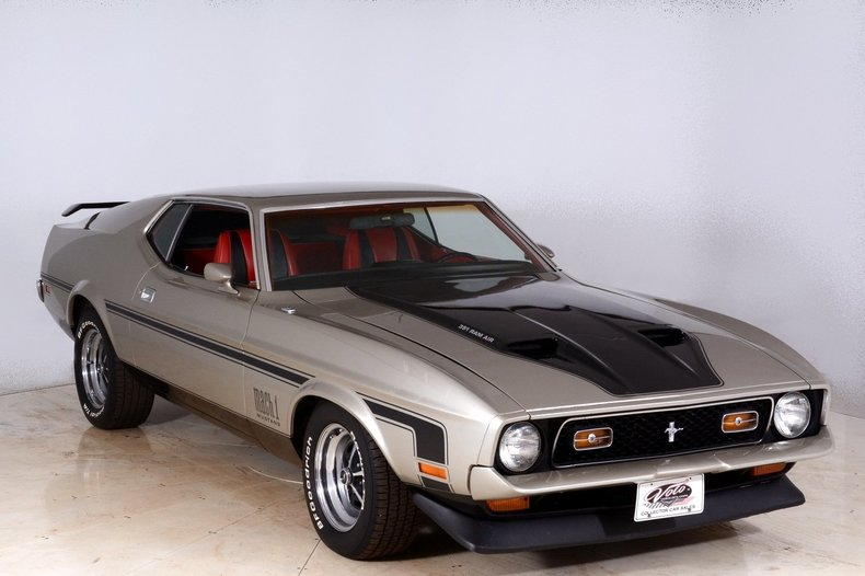 1971 Ford Mustang Image 80
