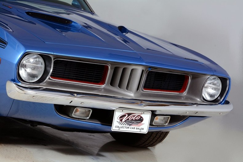 1973 Cuda Grill Html Autos Weblog