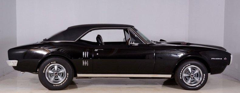 1967 Pontiac Firebird Image 9