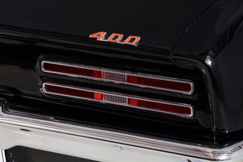 1967 Pontiac Firebird Image 16