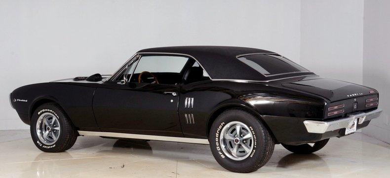 1967 Pontiac Firebird Image 25