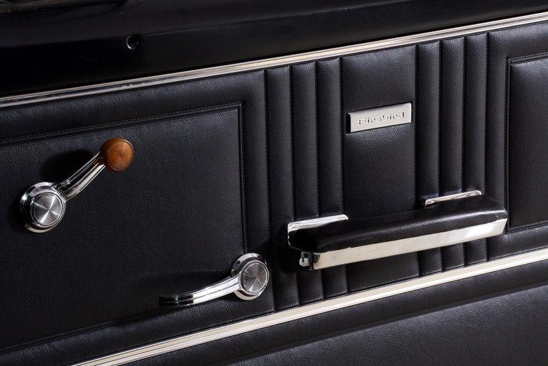 1967 Pontiac Firebird Image 36